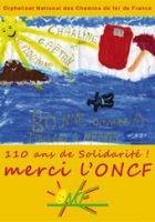 110 ans de solidarité ! Merci l'ONCF !