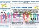 Tirage des «Bons d'Entraide» 2016