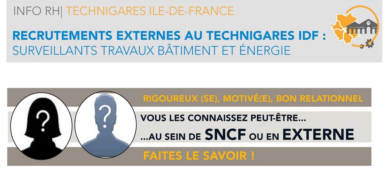 Offre d'emploi en ile de France