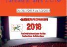 Fantastic'arts 2018