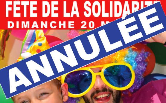 Fête de solidarité 2018