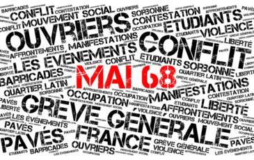 50 ème anniversaire de Mai 68