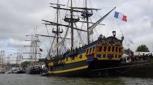 L'armada de Rouen du 6 au 16 juin 2019