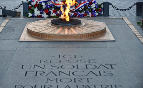 Commémoration du 10 août